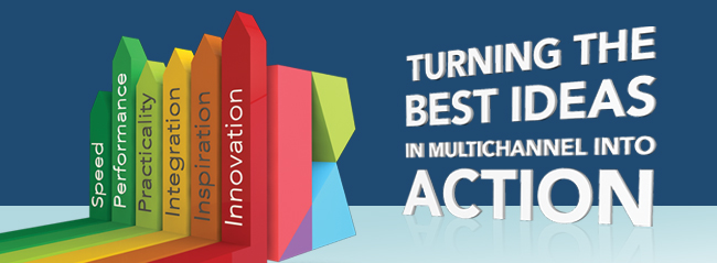 Turning the best ideas in multichannel into action